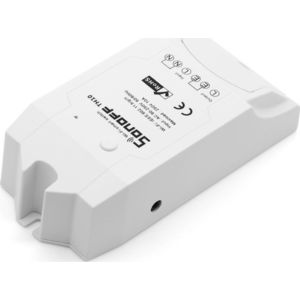 Sonoff® TH10 Temperature and Humidity Monitoring Wi-Fi Switch